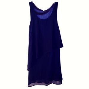 Navy Blue Small Dress